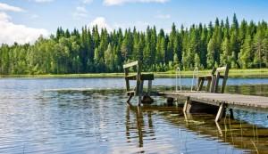 lake in finland 300x173 - Прокат визы в Финляндию