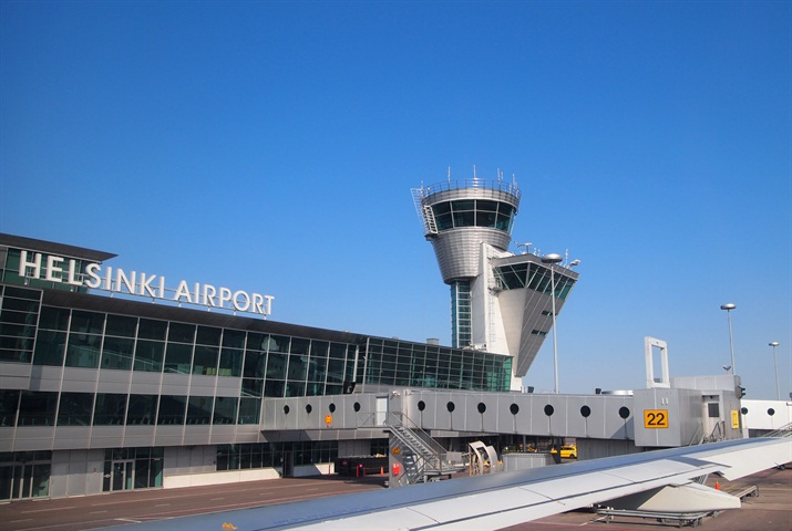 l helsinki airport 4 - Маршрутка в аэропорт Хельсинки